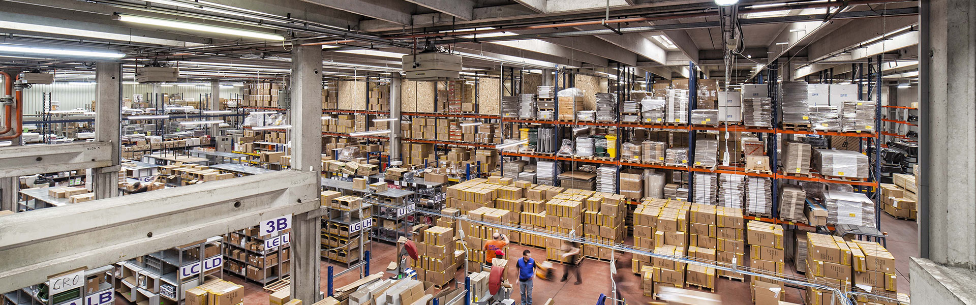 Logistica industriale Bologna
