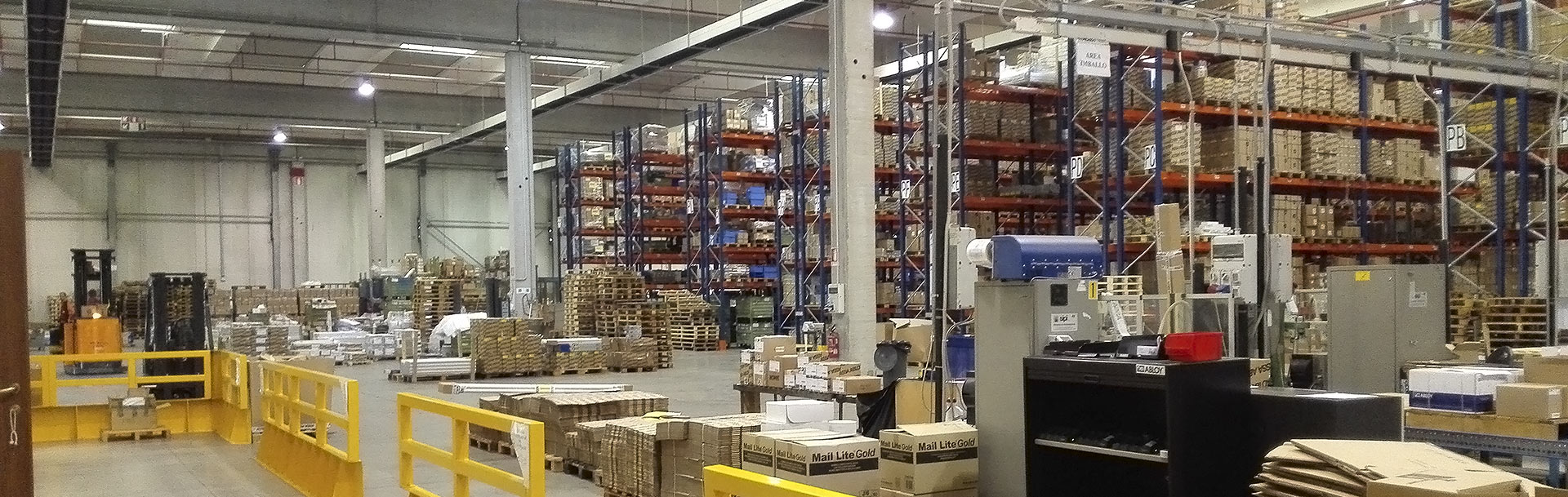 E-commerce logistic Bologna